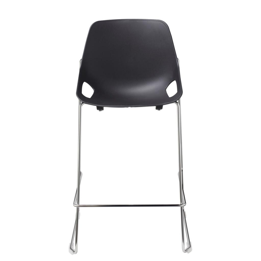 chaise de bar plastique top good tabouret de bar industriel laon bars collection et tabouret. Black Bedroom Furniture Sets. Home Design Ideas