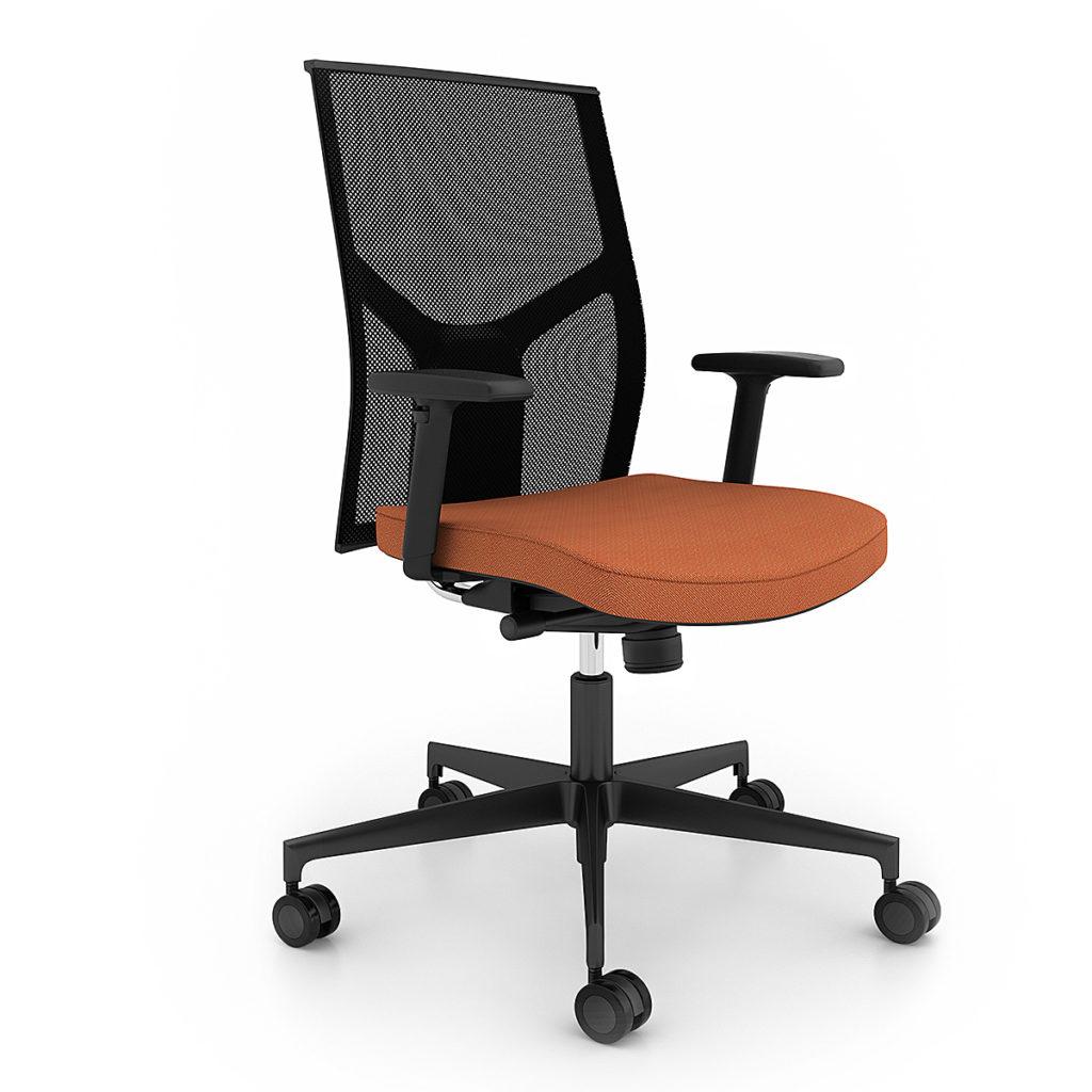 Bilbao simmis chaises et fauteuils de bureau et collectivit s - Fauteuil de bureau synchrone ...