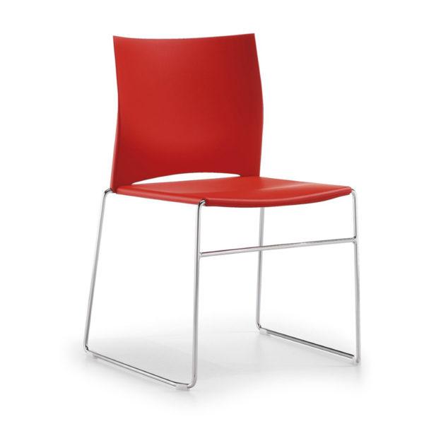 Chaise Weby contemporaine